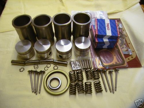 ferguson te petrol tvo engine rebuild kit mm