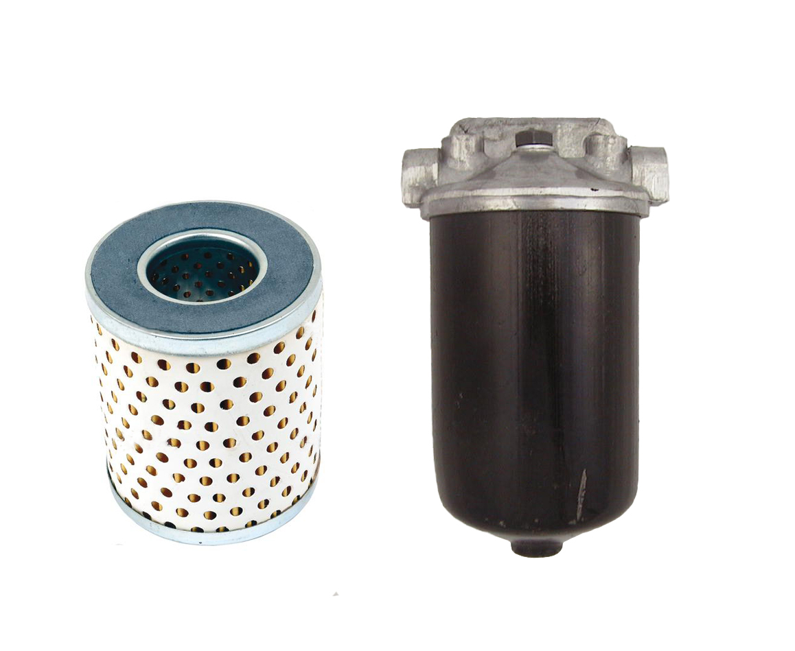 Fordson Major Fuel Filter Housing Inc Filter