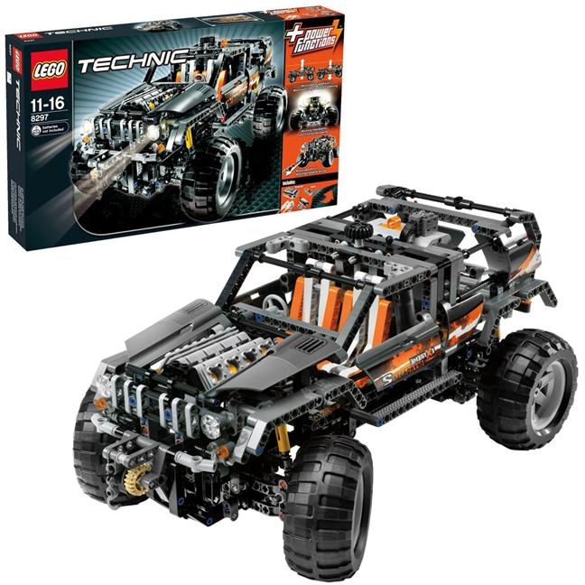 lego 8297 technic off roader. Black Bedroom Furniture Sets. Home Design Ideas