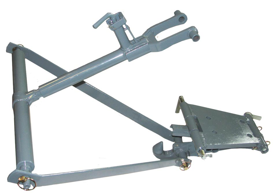 2 Ball Hitch >> TE20 Ferguson Pick Up Hitch Assy Complete