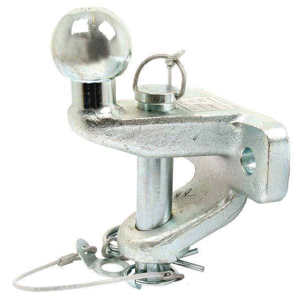 Double Hitch Ball Tow Ball Universal Hitch