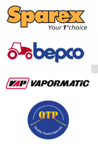 our agents Sparex, Bepco, Vapormatic and QTP