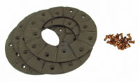 Bristol 10 Crawler Tractor Brake/Steering Lining Kit