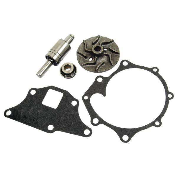 Ford Engine Water Pump Repair Kit Double Pulley