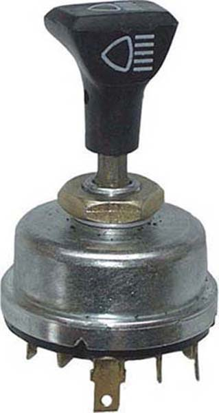 Ford Tractor Light Switch Square Knob