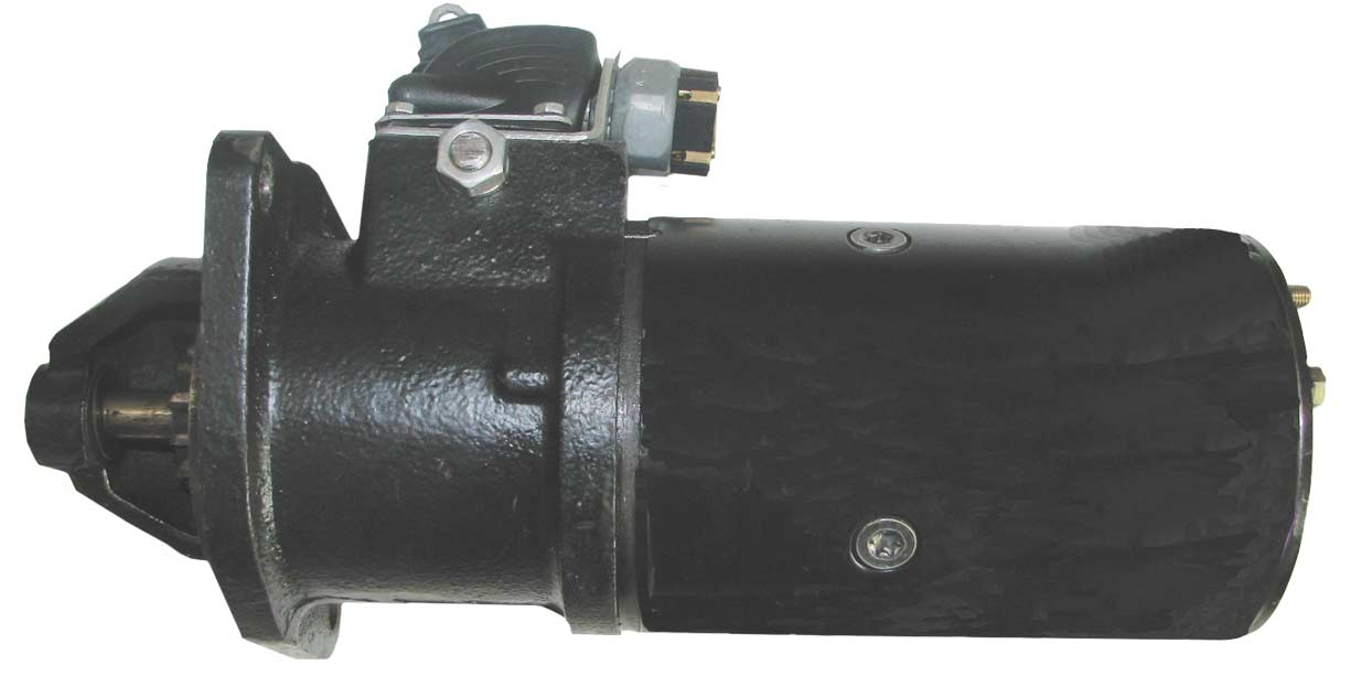 fordson major starter motor as original with lever rh silverfoxtractorspares com Motor Starter Control Wiring 3 Phase Motor Wiring Schematic for Starter