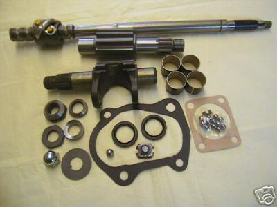 Massey Ferguson Tractor 35 135 Steering Box Repair Kit