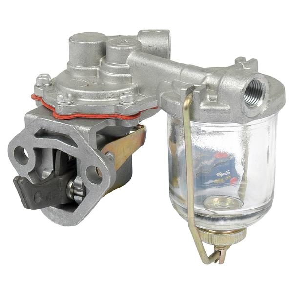 Ford Mustang Fuel Pump Parts View Online Part Sale: Massey Ferguson Tractor 35 35x 135 Fuel Pump With Bowl