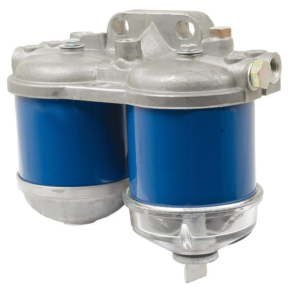 Tractor Plant Twin Fuel Filter Assy P